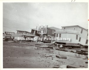 Storm-Damaged Homes