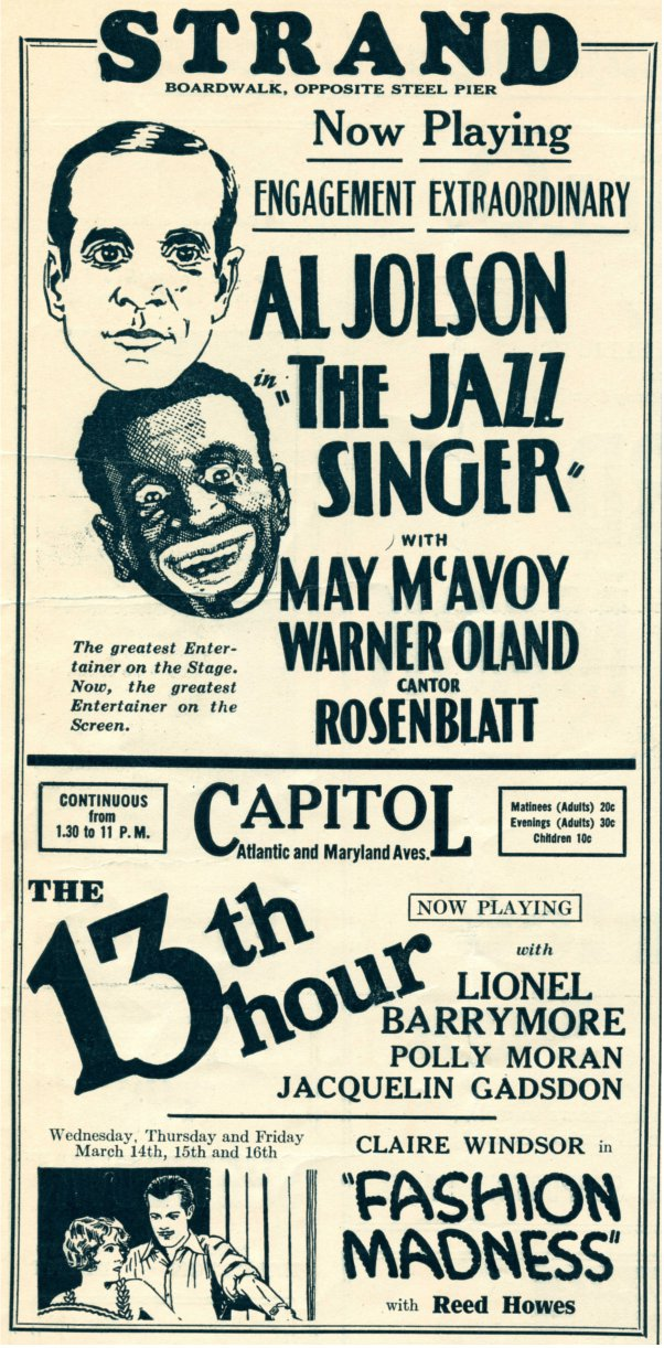 H009.Boardwalk_Illustrated_1928_Jazz_Singer